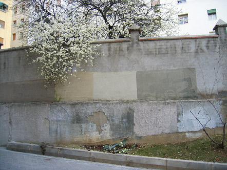 Borrar graffiti