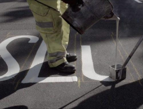 Caligrafía de carretera