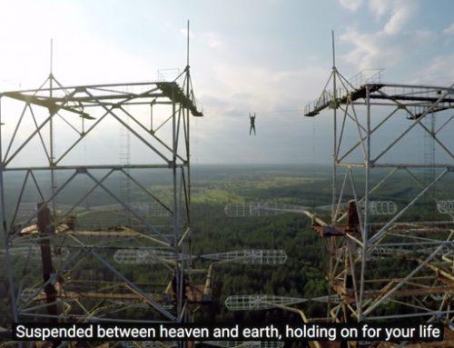Insiders, exploración extrema desde Ucrania