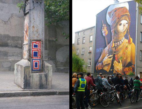 Del arte urbano a los murales, ¿qué hemos perdido? – versión castellana