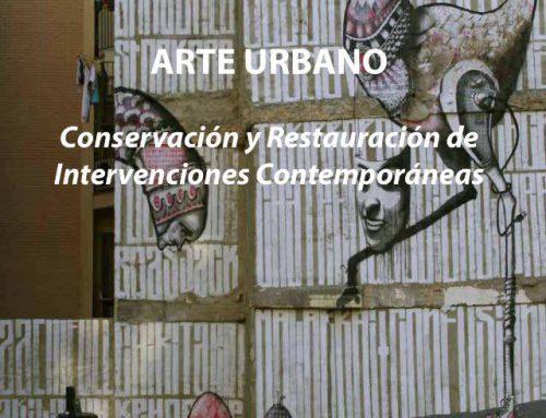 Monográfico sobre conservación de arte urbano