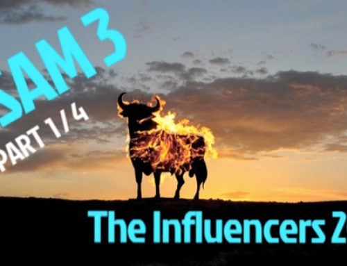 Vídeo: conferencia de Sam3 en The Influencers