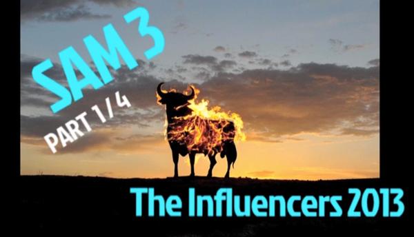 sam3 the influencers 2013