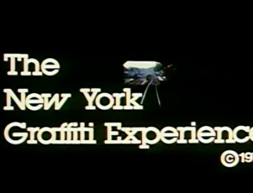 "Documental: ""New York Graffiti Experience"" (1976)"