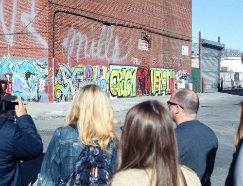 """Las rutas de arte urbano como """"ghetto tourism"""": artículo en Dazed"""