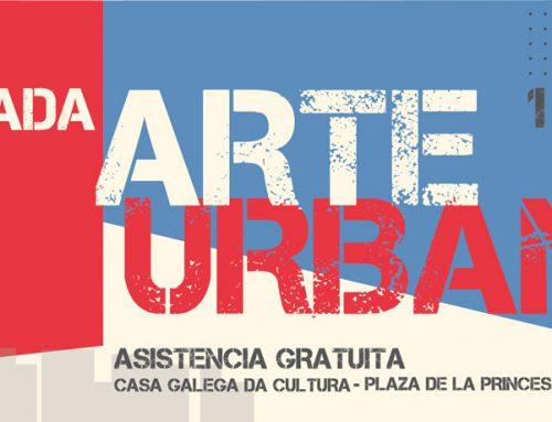 """I Jornada de Arte Urbano"", el sábado en Vigo"