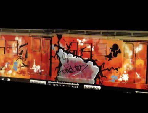Documental: la llegada a Europa del graffiti de Nueva York