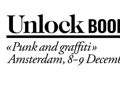 Confirmada la Unlock Book Fair 2018: Ámsterdam, 8 y 9 de diciembre