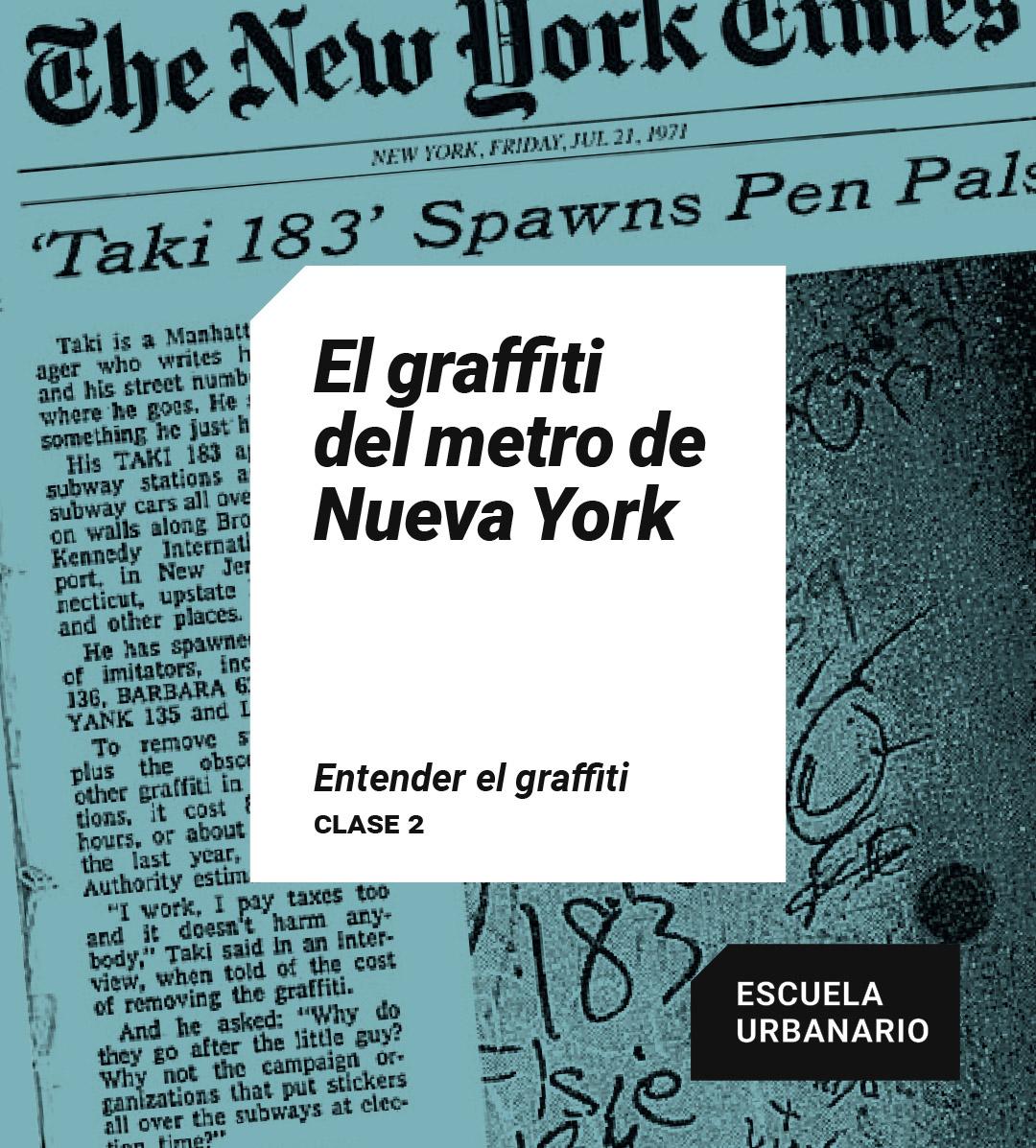 El graffiti de Nueva York