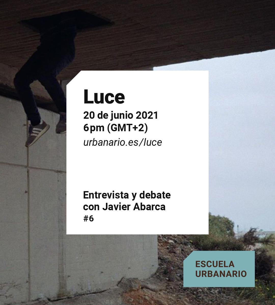 Entrevista Luce