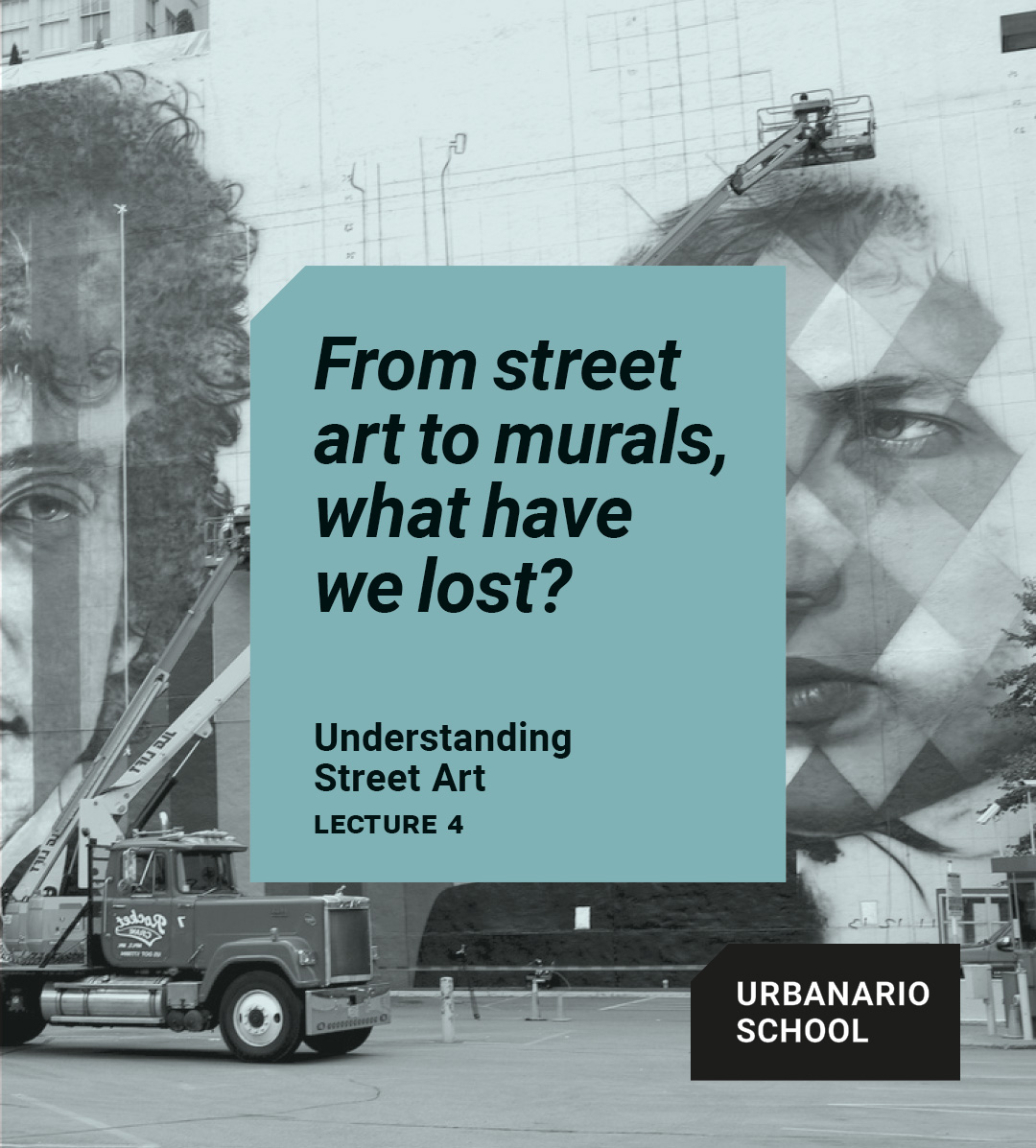 From street art to murals, what have we lost?
