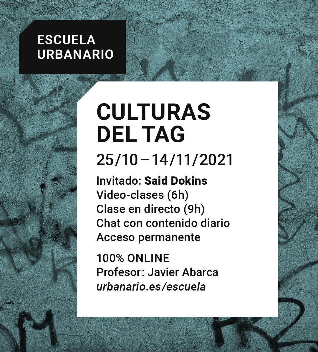 Culturas del tag - Escuela Urbanario