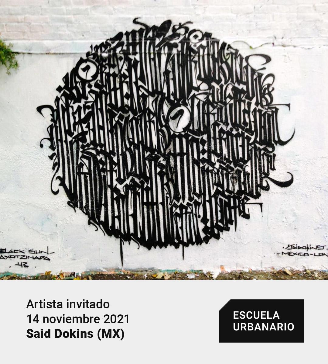 Said Dokins - Escuela Urbanario