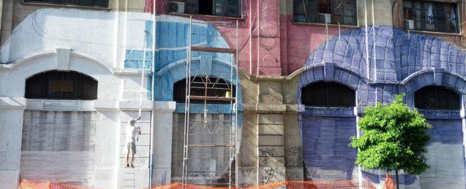 Blu en Porto Fluviale