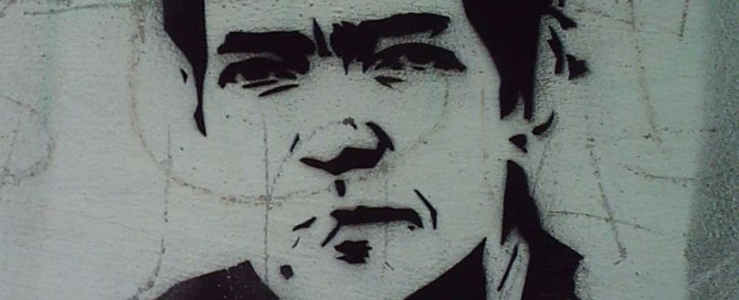 Julio Cortazar Graffiti