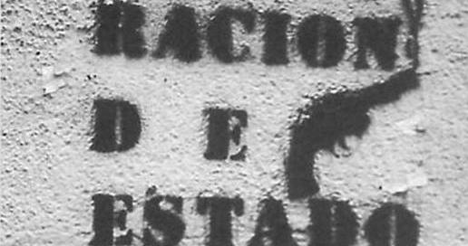 arte urbano político años 90 en Madrid