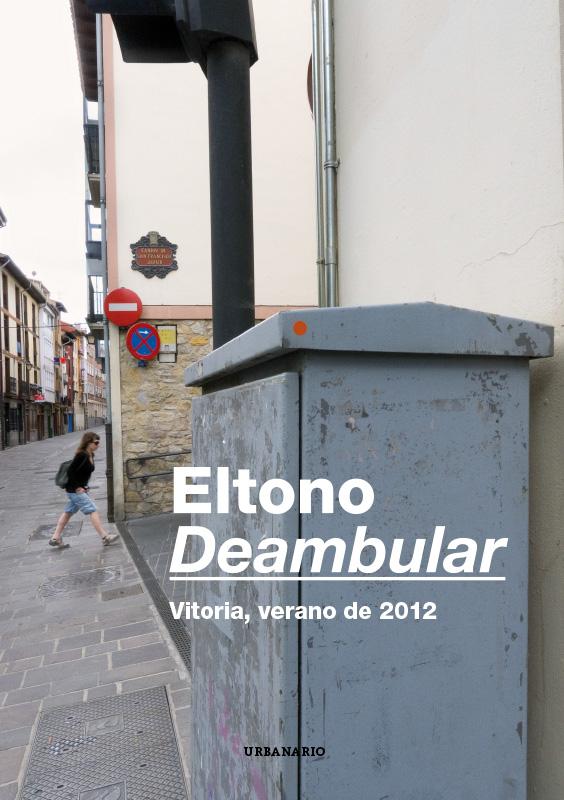 Eltono-Deambular-portada