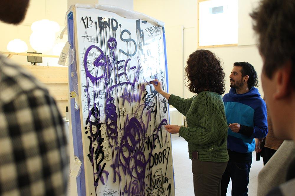 taller graffiti como caligrafia urbanario 2016 12