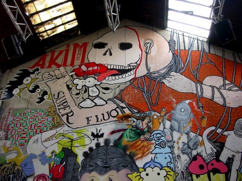 urban edge show milano 2005