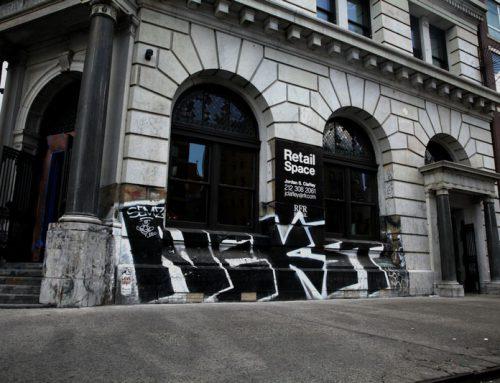 Preservan una pieza de Nekst en medio de Manhattan