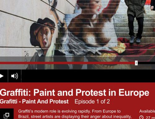 Graffiti: Paint and protest, radio-documental en la BBC