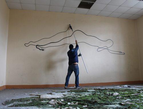 También en Unlock: represión, mujeres grafiteras, dibujos de Sam3, graffiti hobo y conservación del arte urbano