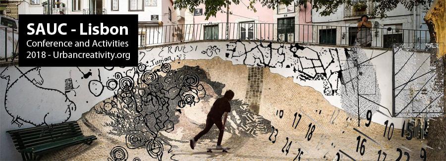 lisbon street art and urban creativy international conference 2018