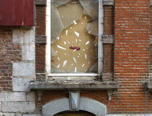 Escif: «El arte urbano está desapareciendo»