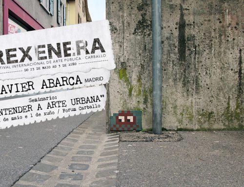 «Entender el arte urbano»: siete horas de clase teórica con Javier Abarca en Carballo – Entrada libre