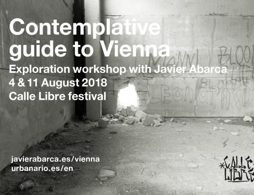 «Contemplative guide to Vienna», taller de exploración con Javier Abarca