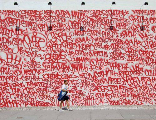 «El tagging como caligrafía»: taller con Javier Abarca en Málaga