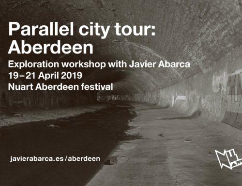 «Parallel city tour: Aberdeen», taller de exploración con Javier Abarca