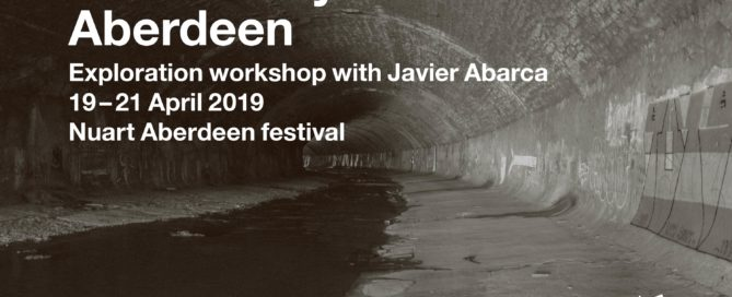 Parallel City Tour Aberdeen - Javier Abarca 2019