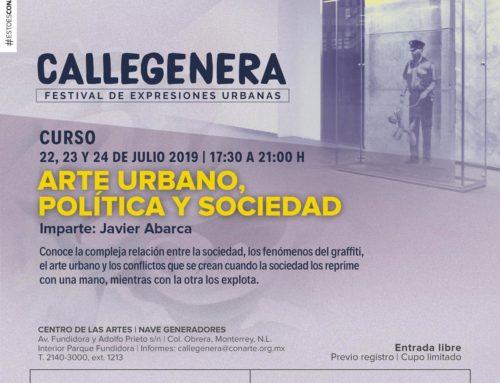 Eventos con Javier Abarca en México