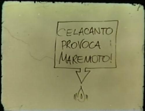Vídeo: Celacanto, Lerfá Mú y el tagging brasileño de los setenta