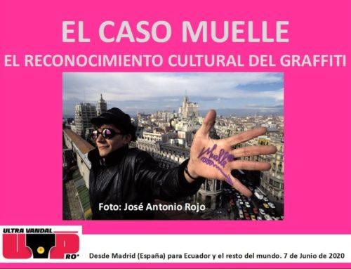 Vídeo: la restauración del «Muelle» de Montera, conferencia de Fernando Figueroa