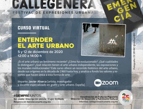 «Entender el arte urbano»: curso online gratuito