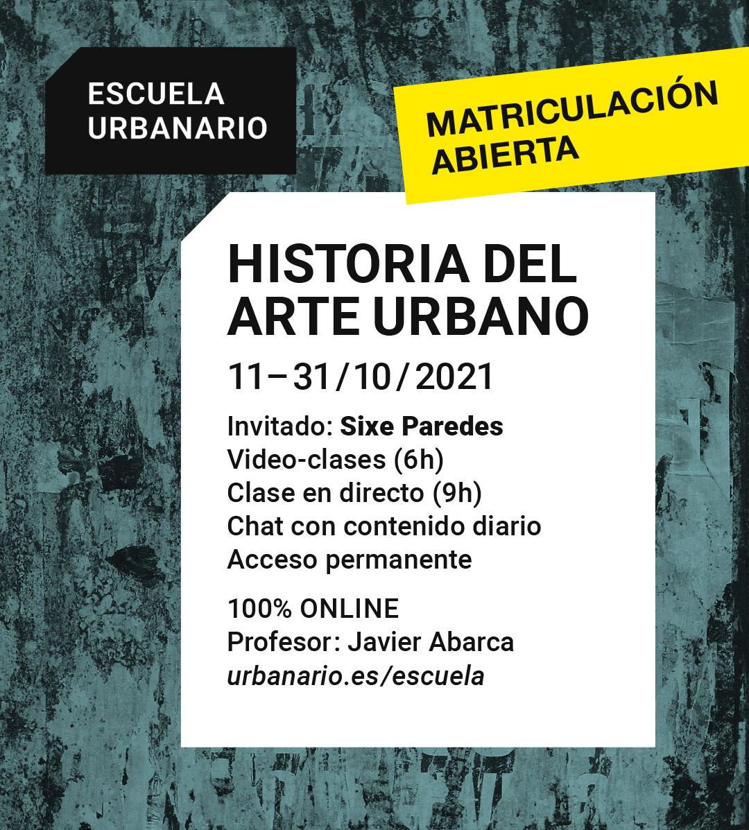 Historia del arte urbano - Escuela Urbanario