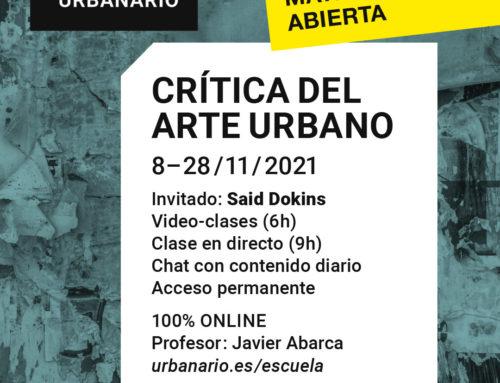 Nuevos cursos en la Escuela Urbanario
